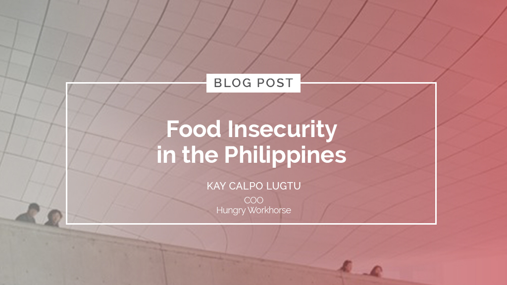 Food insecurity in the Philippines
