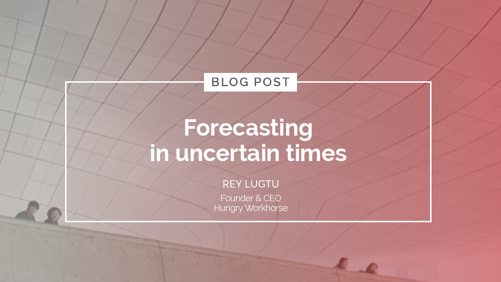 Forecasting in uncertain times